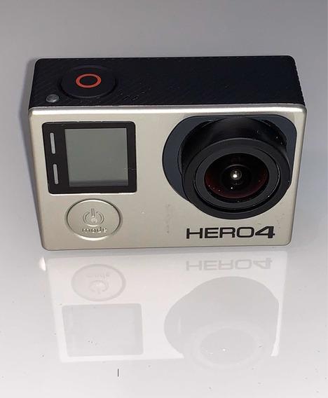 Gopro Hero 4 Black Com Acessórios.