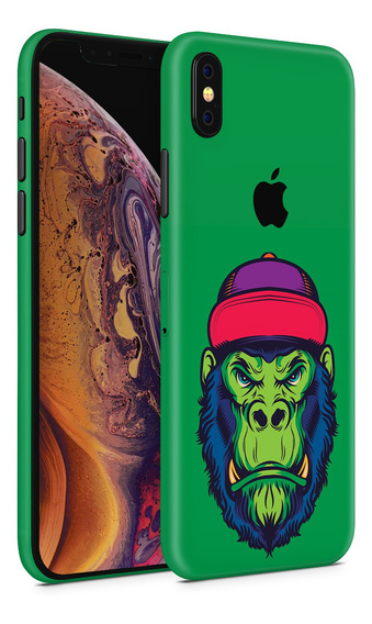 Skin Hipster Gorilla Para Telefonos Apple iPhone