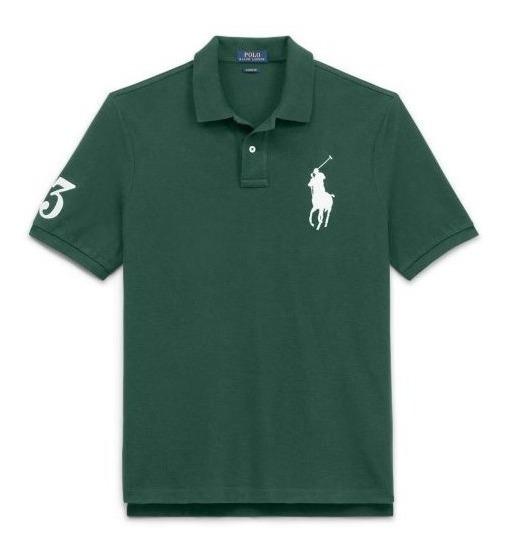 Camisa Polo Ralph Lauren Tamanho S / P Big Pony Classic Fit