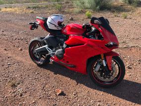Ducatti Panigale 959 Solo Conocedores