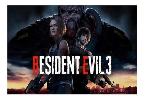 Resident Evil 3 Remake || Pc
