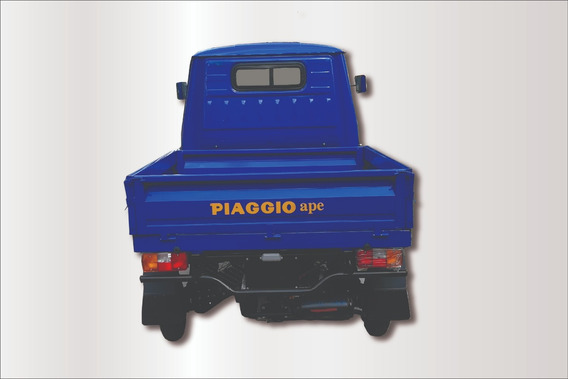 Motocarro Piaggio Comercial Apecity Xtra Pick Up Nuevo 2020