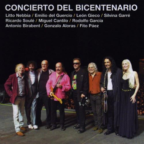 Concierto Del Bicentenario (2 Cd)