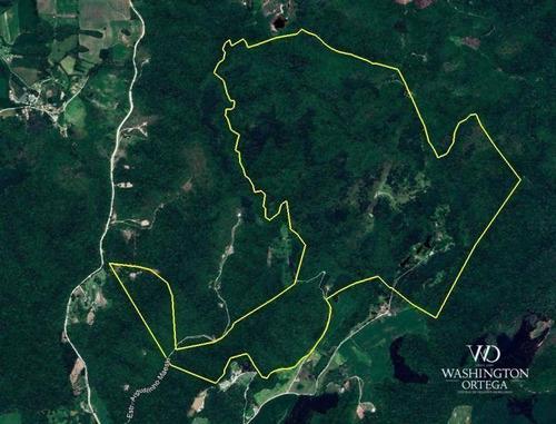 Chácara À Venda, 2275517 M² Por R$ 17.000.000,00 - Centro - Campo Magro/pr - Ch0045
