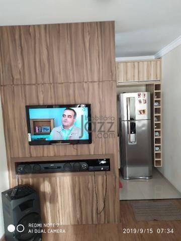 Apartamento À Venda, 55 M² Por R$ 212.000,00 - Centro - Hortolândia/sp - Ap3546
