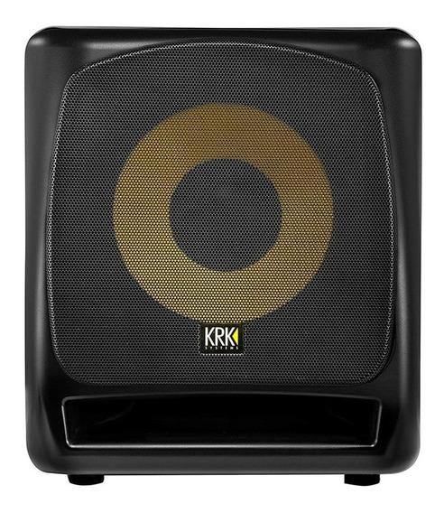 Krk 12s2 12s2-na - Subwoofer Amplificado (1pz)