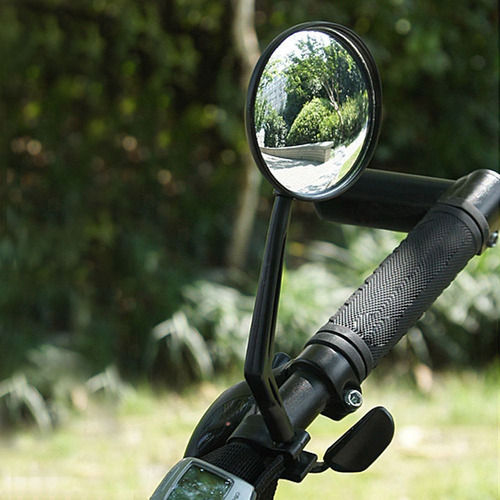 Espejos Para Bicicleta X2 + Obsequio Aceite Para Cadena
