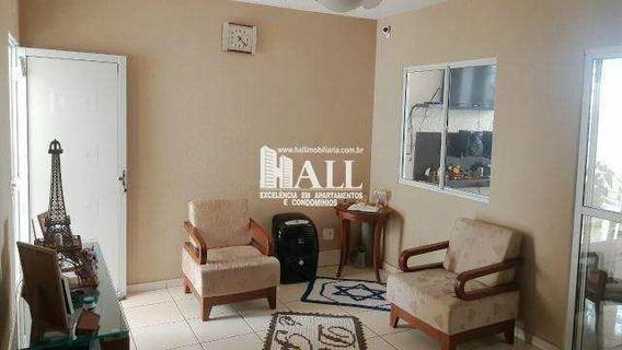 Casa De Condomínio Com 2 Dorms, Condomínio Residencial Parque Da Liberdade Ii, São José Do Rio Preto - R$ 268.000,00, 100m² - Codigo: 3619 - V3619