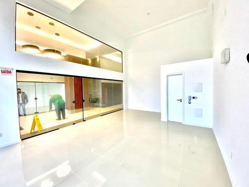 Imagem 1 de 16 de Loja Comercial De 35m² Em Capoeiras. - Lo0193