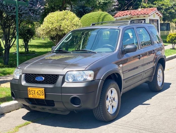 Ford Escape Xls 4x4 At