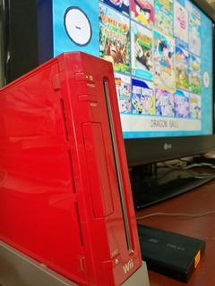 Nintendo Wii-disco Duro Externo 160gb Juegos Digitales.!!
