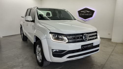 Volkswagen Amarok Highline Pack 4x4 At 2018 Carwestok