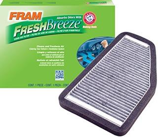 Fram Cf10548 Fresh Breeze Filtro De Aire Para Cabina Con Bra