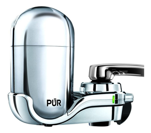 Filtro De Agua Vertical Pur De 3 Etapas, Fm-370