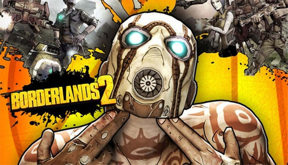 Borderlands 2 Game Of The Year Edition Steam Original Pc Onl