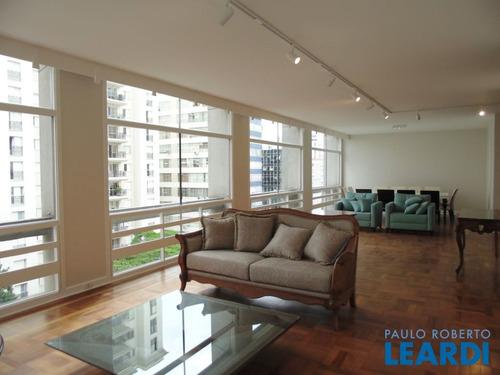 Imagem 1 de 15 de Apartamento - Higienópolis  - Sp - 564483