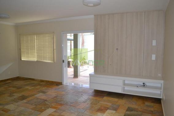 Casa Residencial À Venda, Condomínio Quinta Da Figueira, Campinas. - Ca0734