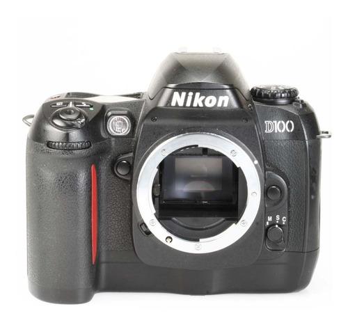 Câmera Dslr Nikon D100 Corpo