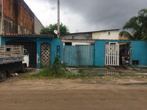 (ref: 3763) Casa - Itanhaém/sp - Luizamar Mirim