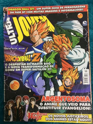 Imagem 1 de 1 de Revista Ultra Jovem 10