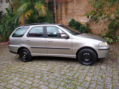 Fiat Pailo Weekend Stile16 V 2001/2002