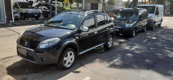 Renault Sandero Stepway 1.6 Luxe 2009