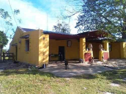 Casco De Hacienda En Yucatan!