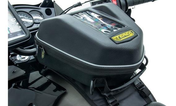 Tank Bag Terek Eva De 6 Litros Con Porta Celular Para Moto