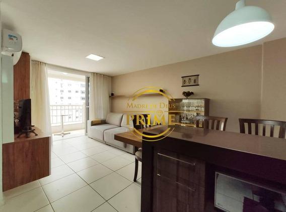 Apartamento Projetado Pronto Para Morar - Ap3507