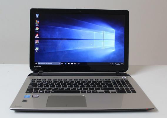 Notebook Toshiba Sat L50 I7 4gb 500gb 2gb Dedic Não Enviamos