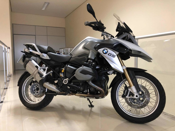 Bmw R1200 Gs Premium 2015 - Revisada!