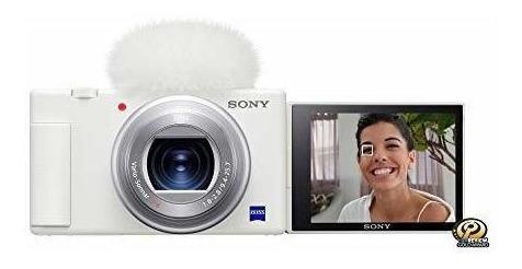 Camara Sony Zv-1 Para Creadores De Contenido Y Vloggers