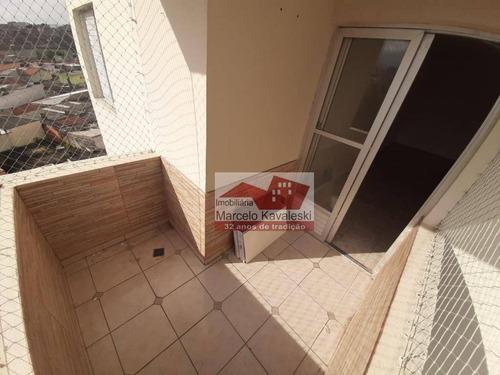 Apartamento À Venda, 71 M² Por R$ 307.400,00 - São João Clímaco - São Paulo/sp - Ap12982