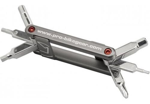 Herramienta Bicicleta Shimano Pro Minitool 6 Funciones
