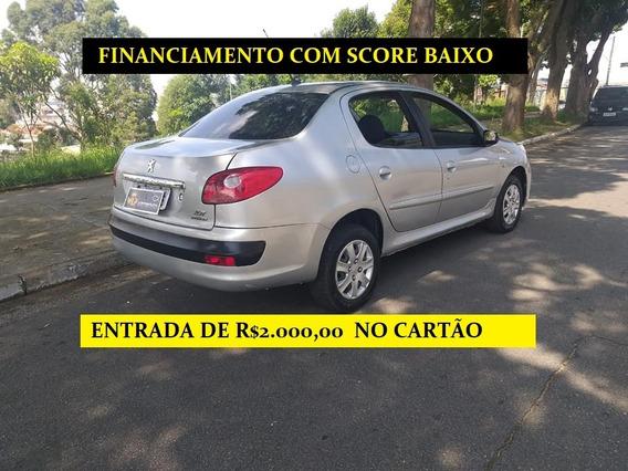 Peugeot 207 Passione Completo Financio Com Score Baixo