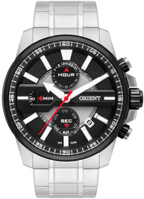 Relógio Orient Masculino Cronógrafo Mbssc162 P1sx