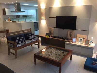 Apartamento Com 4 Dorms, Riviera De São Lourenço, Bertioga - R$ 1.78 Mi, Cod: 3662 - V3662
