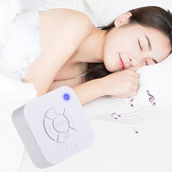 Caixa De Som Do Sono Desligamento Temporizado Recarregavel
