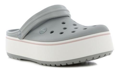 Crocs Plataforma Dama Crocband Clog 069.05434