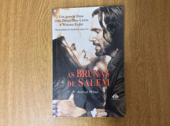 As Bruxas De Salém - Arthur Miller (raro)