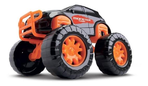 Carro Roda Livre Samba Toys Turbo Monster 018
