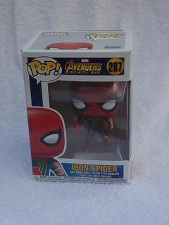 Funko Pop Iron Spider Avengers Infinity War