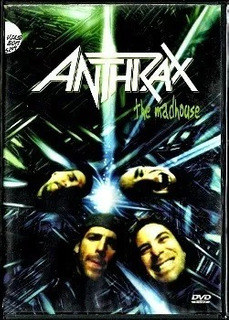 Dvd Anthrax - The Madhouse