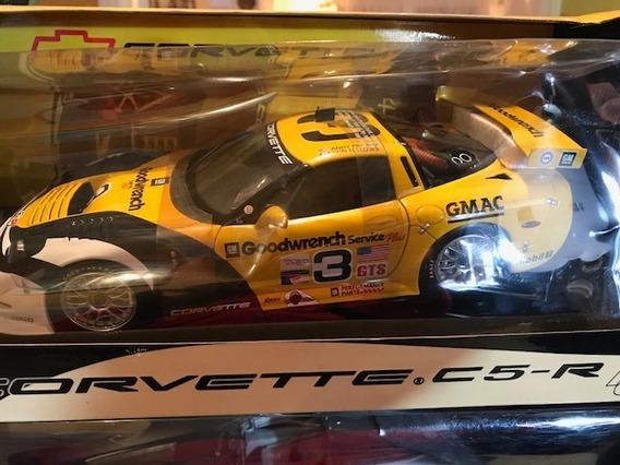 Autoart 1:18 Corvette C5-r Le Mans Texas 2000