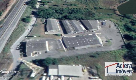 Galpão Para Alugar, 930 M² - Taboão - Mogi Das Cruzes/sp - Ga0561