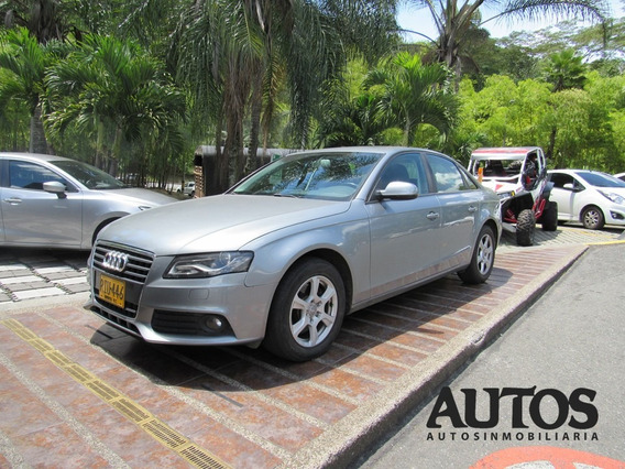 Audi A4 Confort Turbo At Sec Cc1800