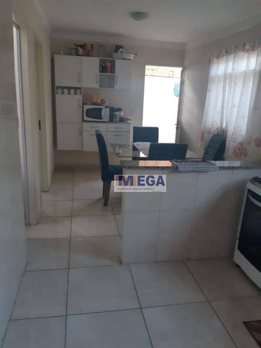 Casa Com 3 Dormitórios À Venda, 45 M² - Jardim Shangai - Campinas/sp - Ca1555