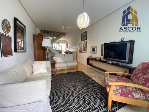 Imagem 1 de 30 de Casa Com 3 Dormitórios À Venda, 120 M² Por R$ 905.000,00 - Lagoa Da Conceição - Florianópolis/sc - Ca0363