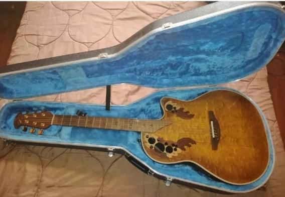 Guitarra De Colección. Ovation Colector 92