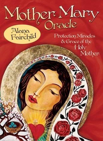 Mother Mary Oracle - Oráculo Com 44 Cartas